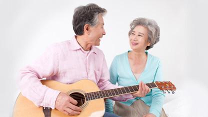 행복한 노후 생활 즐기기