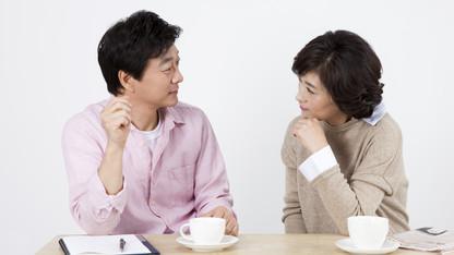 부부간 말꼬투리 잡는 대화, 말꼬 트는 대화