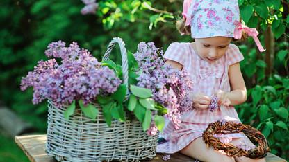 우리아이 감성발달(엄마, 아빠와 함께하는 꽃나무 조형놀이)