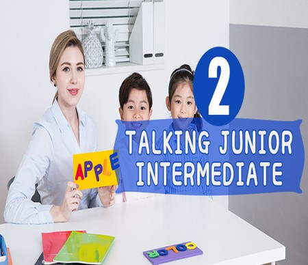 TALKING JUNIOR INTERMEDIATE - 2