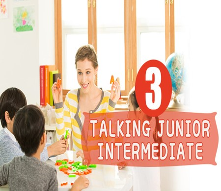 TALKING JUNIOR INTERMEDIATE - 3